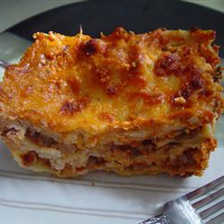 Easy Lasagna II Recipe