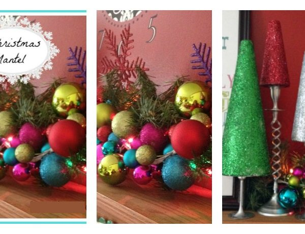 Second Chance to Dream: Christmas Mantel #Christmas
