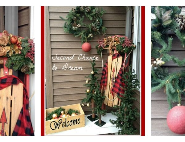 Second Chance to Dream: Winter Front Porch