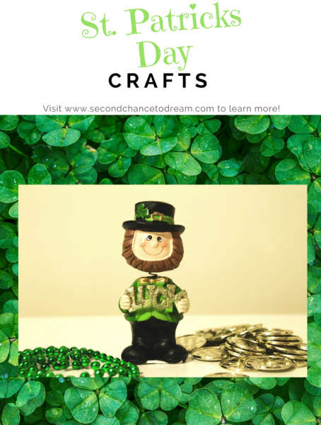 Second Chance to Dream: 15 Kids St. Patrick's Day #StPatricksDay Keep the kiddos busy while creating.