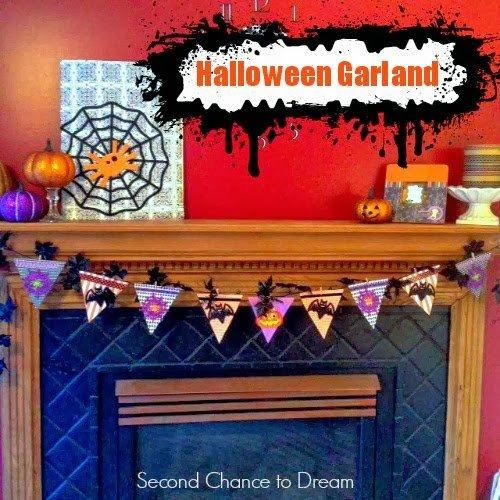 Second Chance to Dream: DIY Halloween Garland