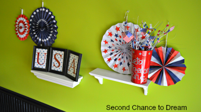 Second Chance to Dream: 4th of July Vignette