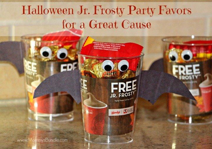 jr frosty party favors