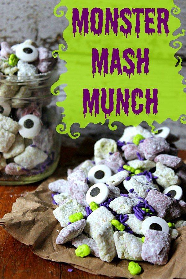 Monster Mash Munch