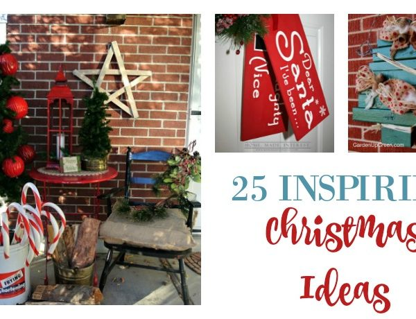 Second Chance to Dream: 25 Inspiring Christmas Ideas #Christmas