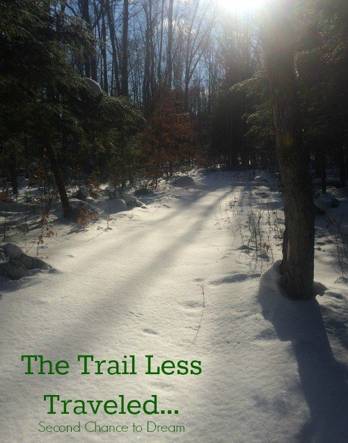 Second Chance to Dream: The Trail Less Traveled