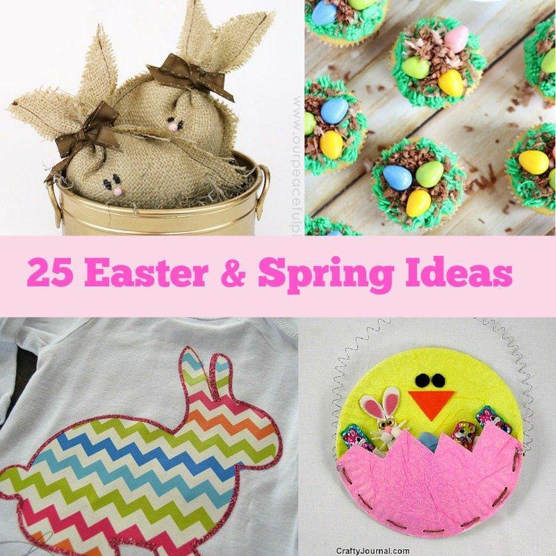 Second Chance to Dream: 25 Easter & Spring Ideas
