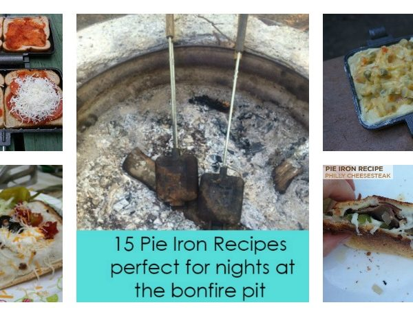 Second Chance to Dream: 15 Pie Iron Recipes