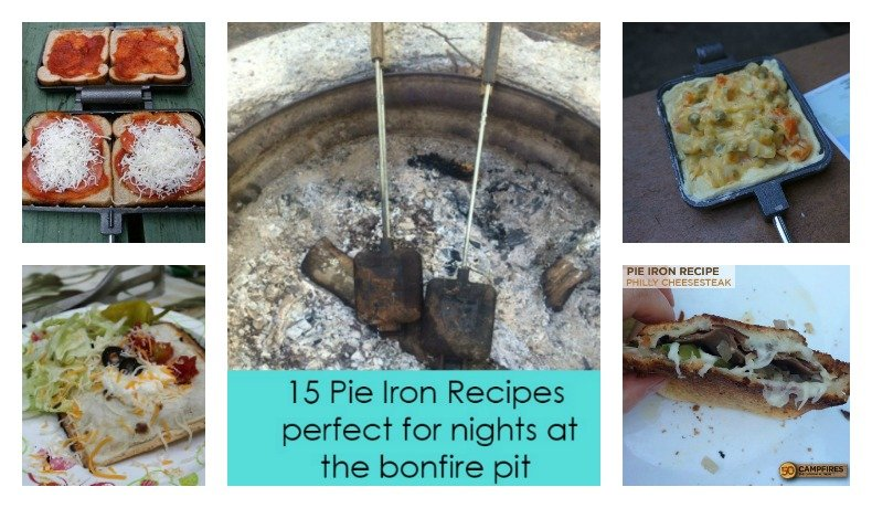 15 Pie Iron Recipes