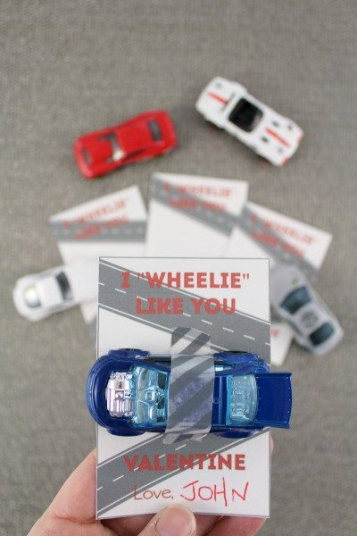 I wheelie Like you Valentine // Life Anchored FREE Printable