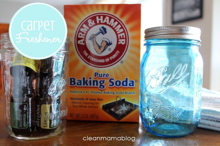 Essential Oil Household Cleaner