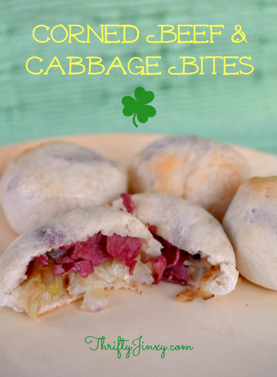 Corned Beef and Cabbage Bites Recipe