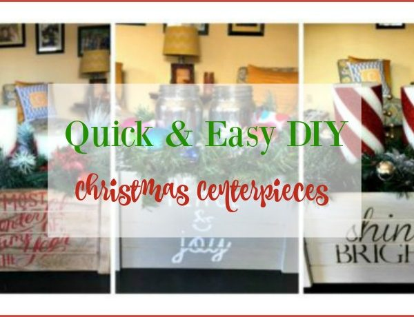 Second Chance to Dream: DIY Christmas Centerpieces Take a box from TJ Maxx and turn it into a festive Christmas Centerpiece