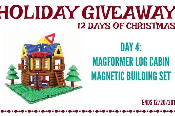 Second Chance to Dream: Magformer Holiday Giveaway