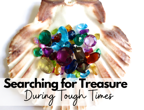 Second Chance to Dream: Searching for Treasure During Tough Times