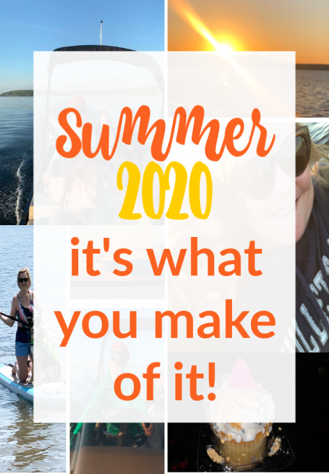 Second Chance to Dream:  Summer of 2020, it's what you make of it.  #lifelessons #quarantinetime #summer2020