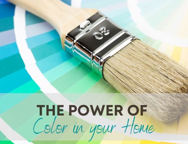 Second Chance to Dream: The Power of Color in your Home