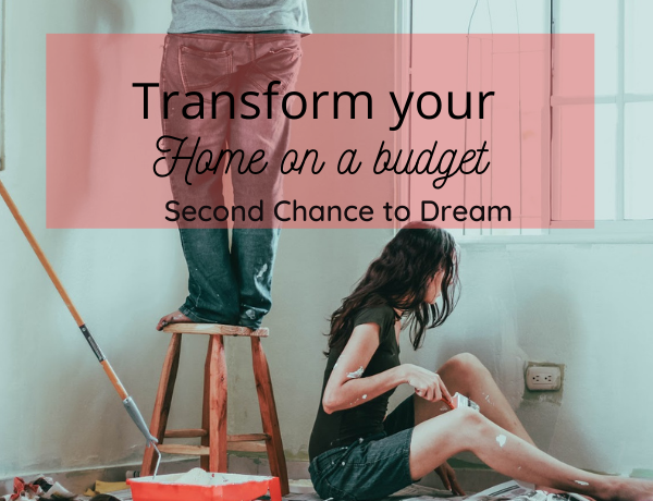 Transform your home on a budget